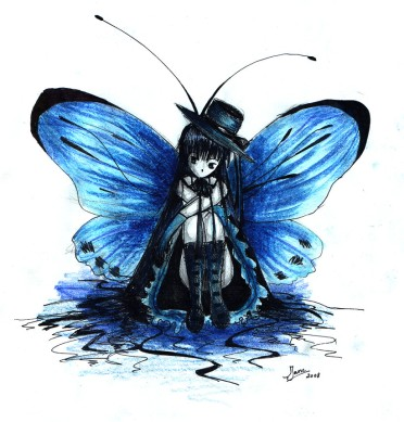 Blue_Butterfly_by_Sorana_chan